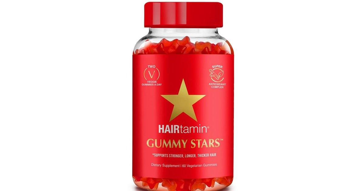 Buzzzz-o-Meter: Stars Are Buzzing About These Vitamin Gummies