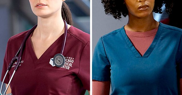 Torrey DeVitto and Yaya DaCosta Exiting 'Chicago Med' After Season 6.jpg