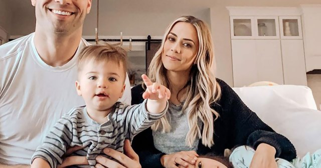Jana Kramer Reveals Mike Caussin Comes Over to See the Kids After Split, Says She's Not 'Ready' to Do Family Activities.jpg