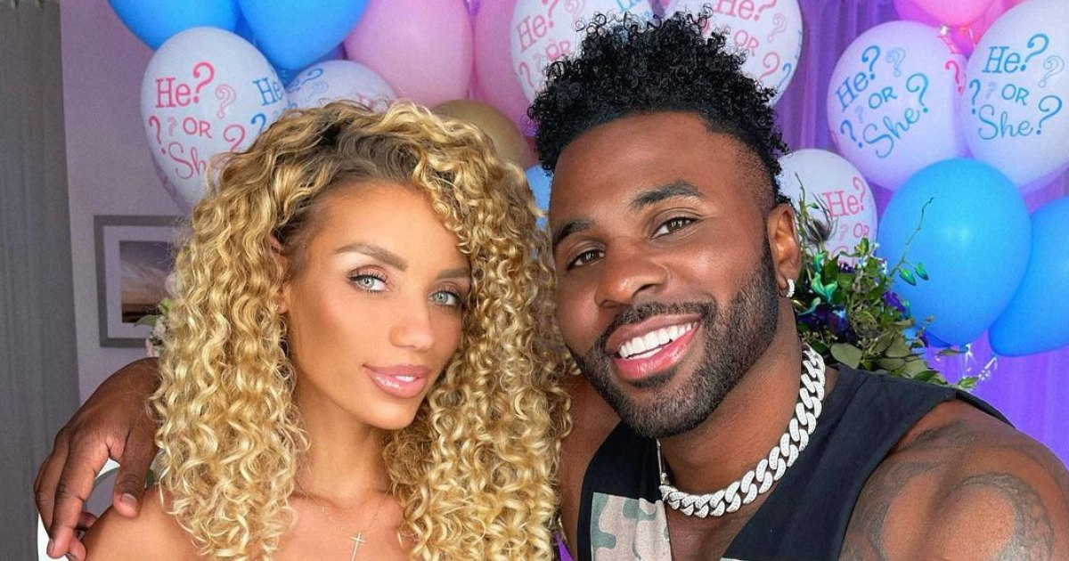 Jason Derulo's Girlfriend Jena Frumes Defends Not Showing Son's Face: It's Our 'Choice' - Us Weekly
