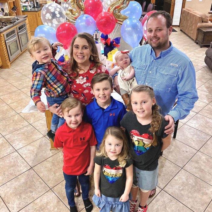 Josh Duggar Asks Return Home Pregnant Wife Kids Bail Request