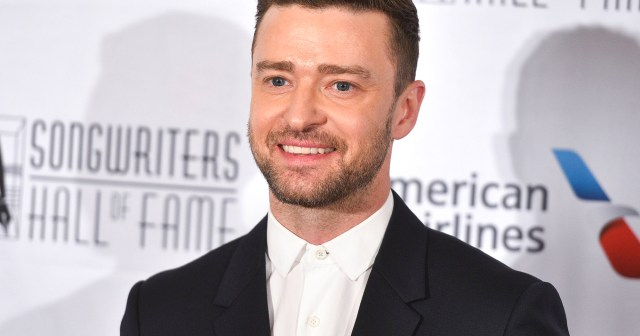 Justin Timberlake Gives 'Props' to 'It's Gonna Be May' Meme Creator: 'Look What You Started'.jpg