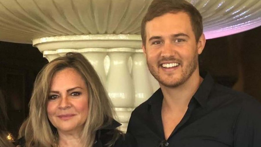 Peter Weber Mom Barbara Are Closer Than Ever 1 Year After Bachelor
