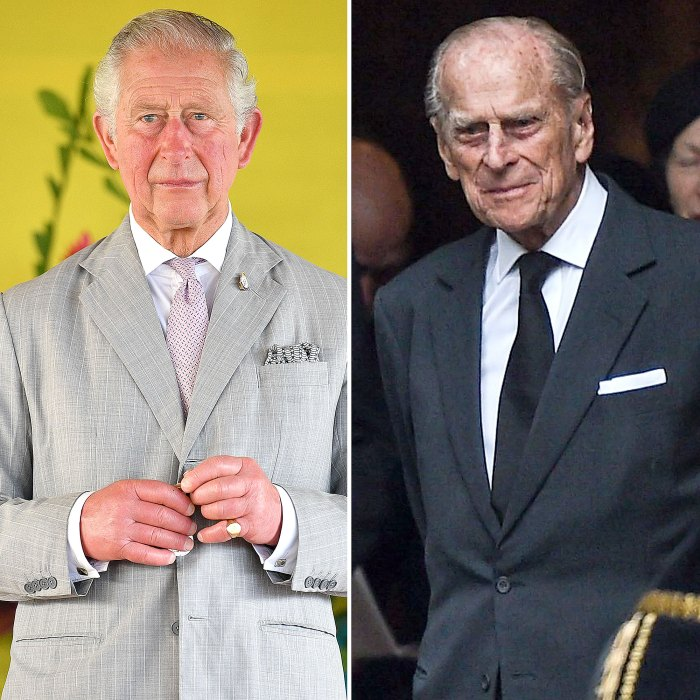 Prince Charles Sent Out Thank You Notes Fans With a Photo of His Father