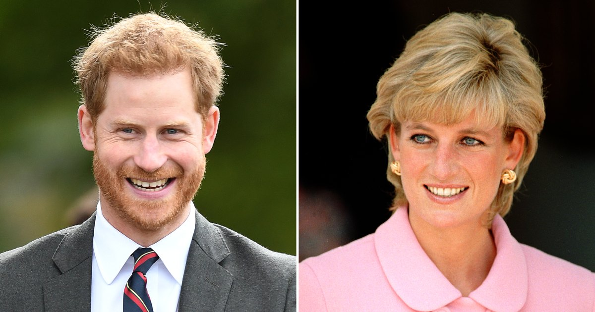 Prince Harry 'Unquestionably' Resembles Princess Diana With His 'Energy'