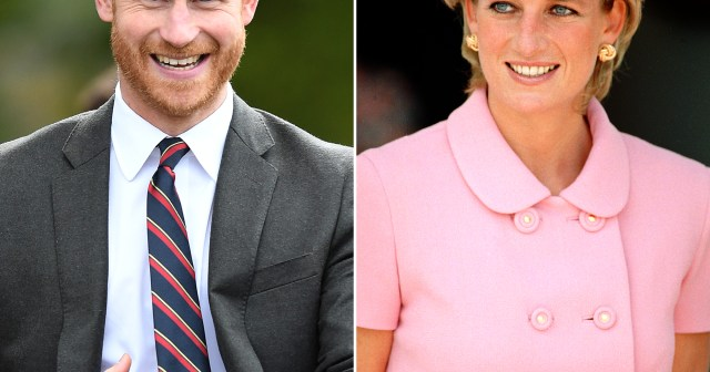 Prince Harry's Personality 'Unquestionably' Resembles Late Mom Princess Diana, Former Voice Coach Says.jpg