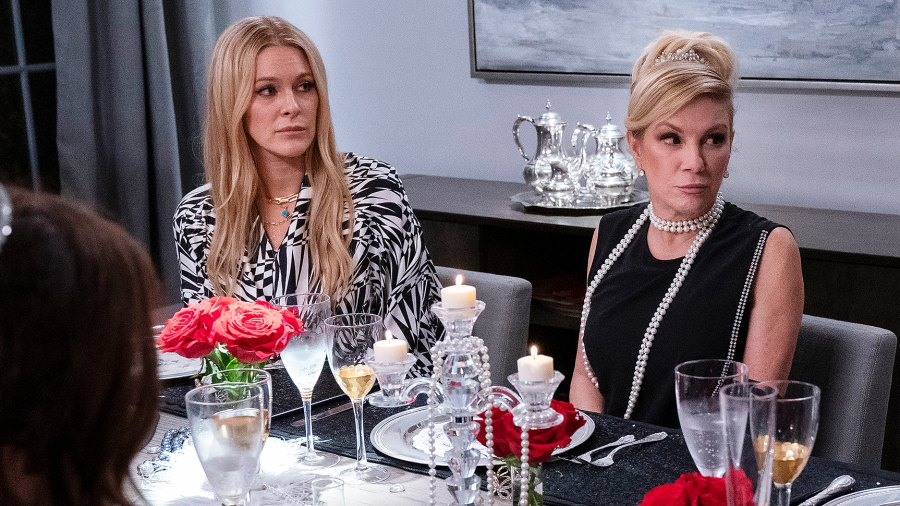'RHONY' Sneak Peek: Leah Spills Details of Ramona's Sex Life After She's Asked to 'Edit' Herself