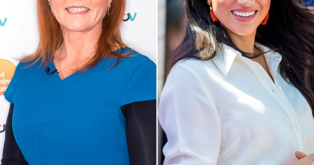 Sarah Ferguson Shows Support for Meghan Markle's Book Amid Controversy: Her Hard Work Should Be 'Respected'.jpg