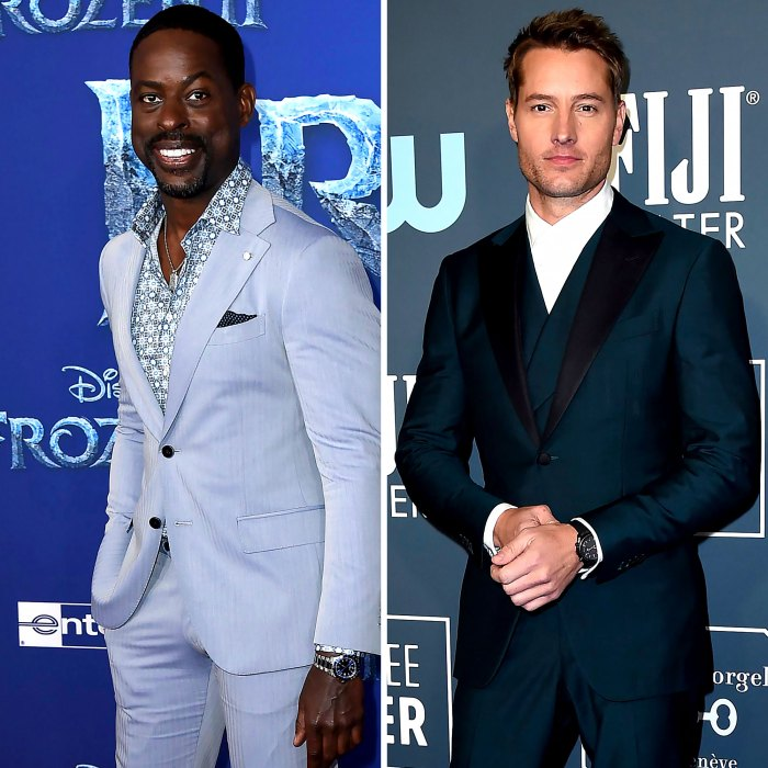 Sterling K Brown Didnt Know About Justin Hartleys Wedding Beforehand