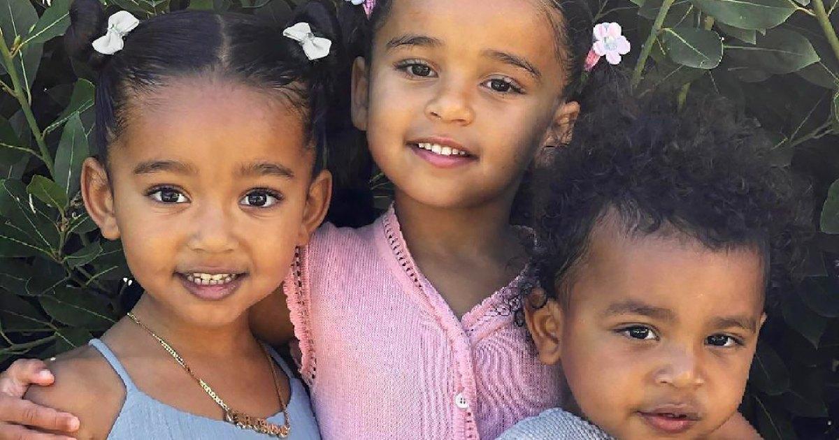 'Sunday Morning Sweetness': Chicago, Dream, Psalm Smile for Kim Kardashian
