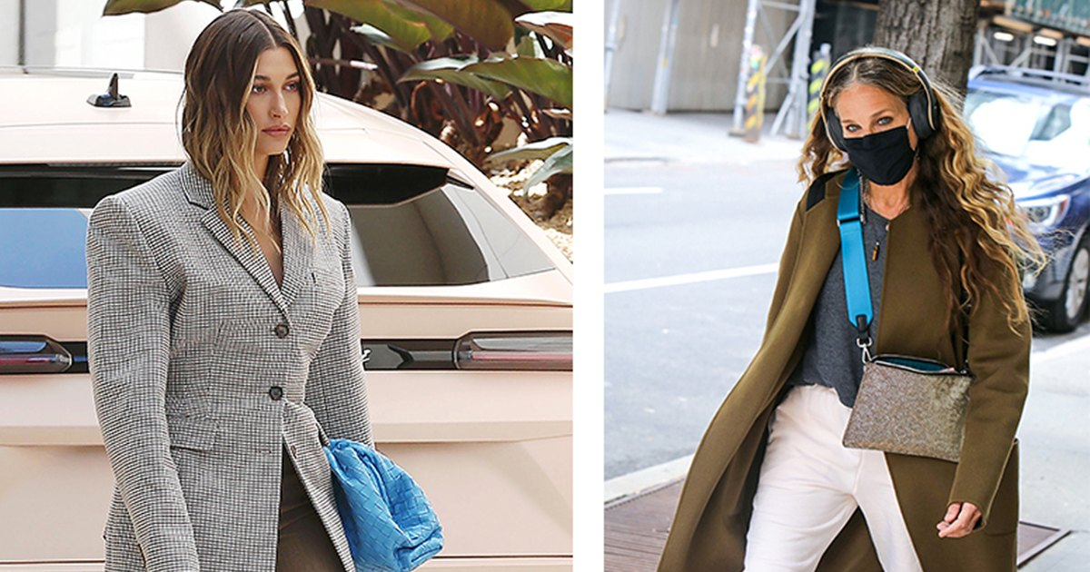 Nail the Colorful Bag Trend Like Hailey Bieber, SJP and Sophie Turner Starting at $7