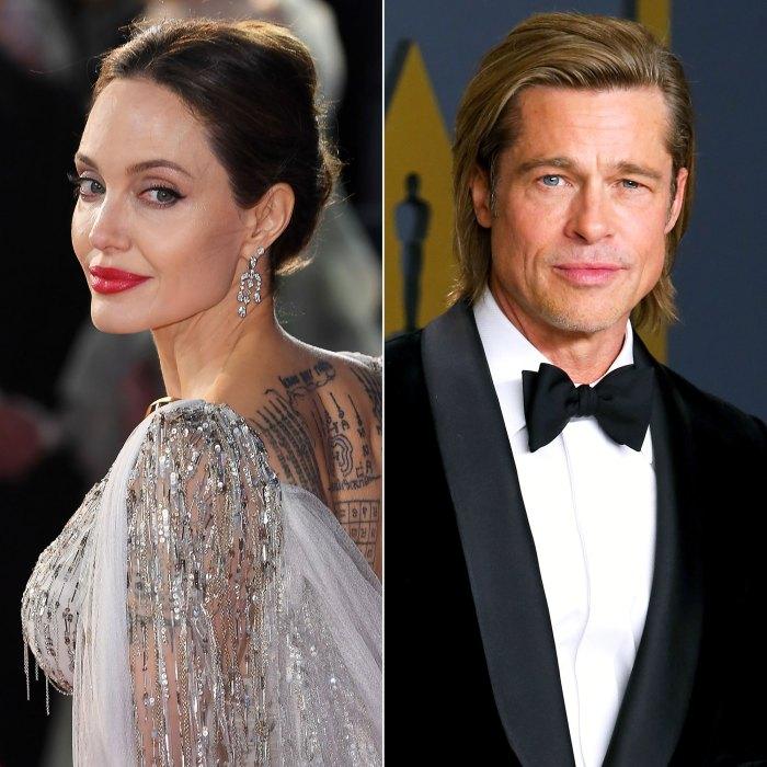 Angelina Jolie fera appel de la décision de garde à vue de Brad Pitt lors d'une audience au tribunal