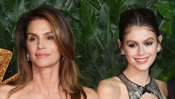 Cindy Crawford Wishes She Had Kaia Gerber's Hair: 'Give it Back'