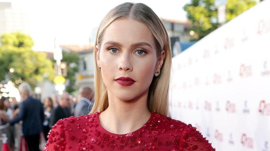 Claire Holt: How Filming 'Untitled Horror Movie' Was 'Challenging'