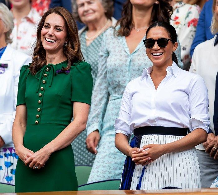 La duchesse Kate `` a hâte de rencontrer '' la nièce Lili, ne l'a pas encore programmée `` face ''