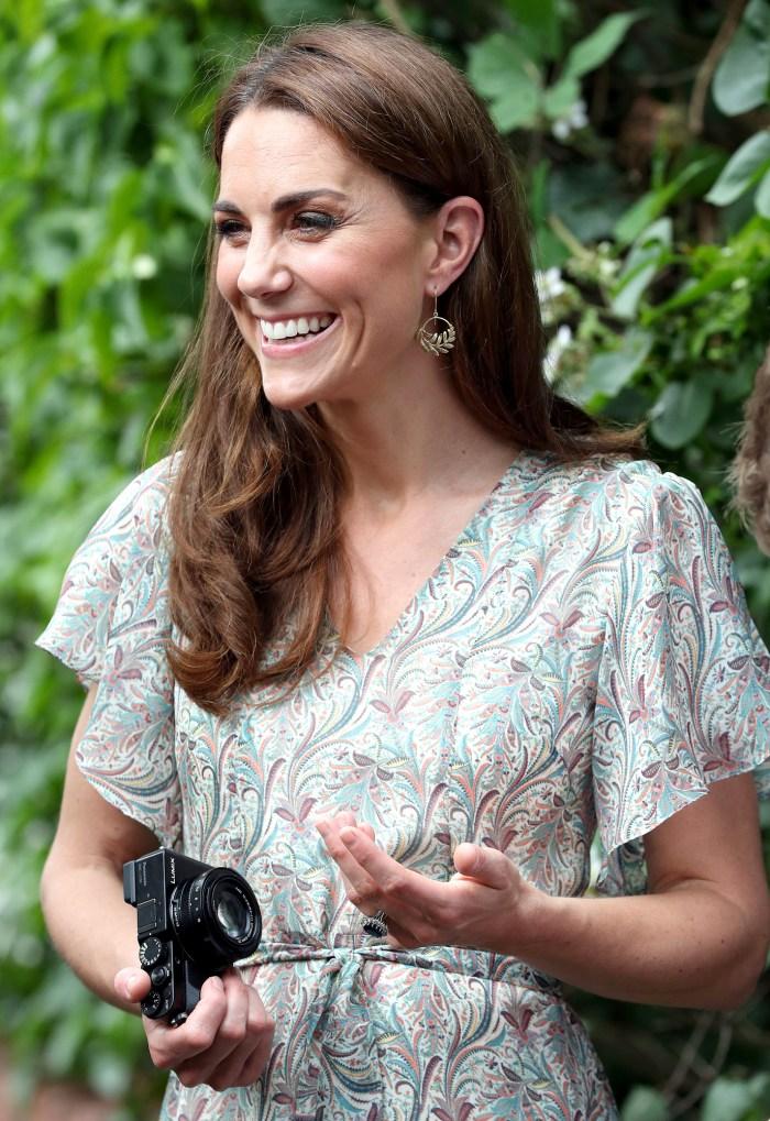 La duchesse Kate dit que ses 3 enfants n'aiment pas être ses sujets de photo