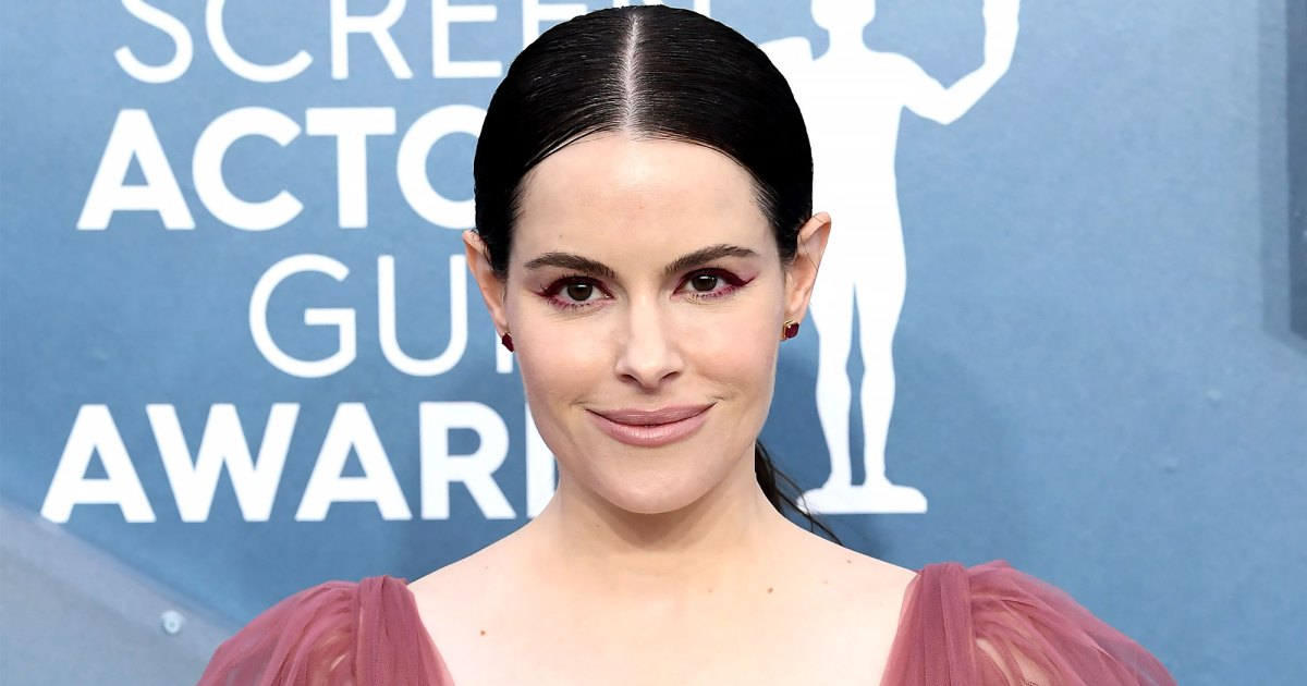 Emily Hampshire Reflects On Investing In 'Therapy' After Heartbreak
