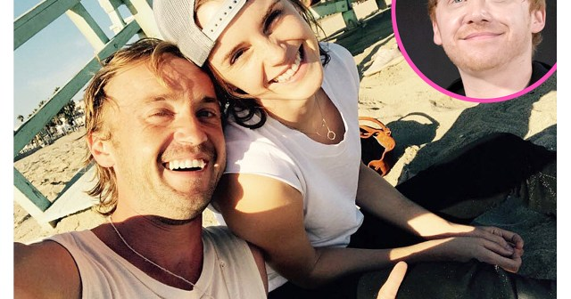 Everything the 'Harry Potter' Cast Has Said About Emma Watson and Tom Felton's 'Sparks'.jpg
