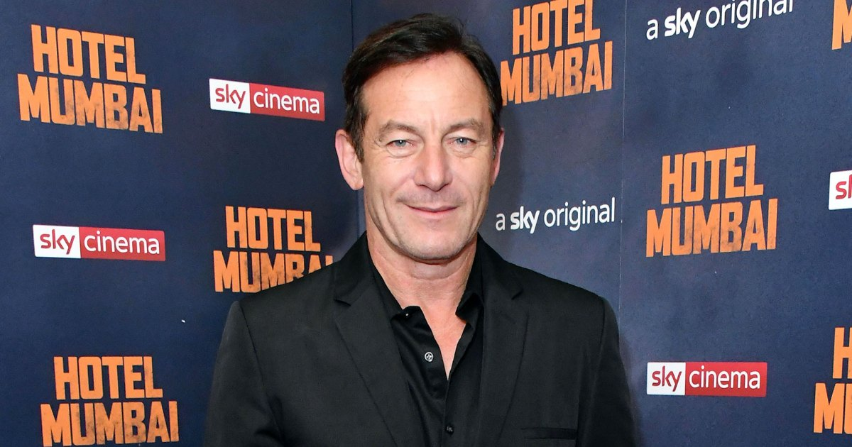 How Jason Isaacs ended up in the last minute of 'Creation Stories'