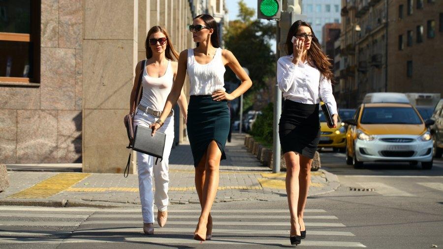 Working-Women-Fashion-Stock-Photo