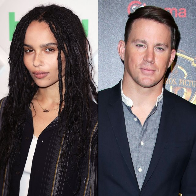 Zoe Kravitz 'Completely Convinced' Channing Tatum He Can't Pull Off Crocs
