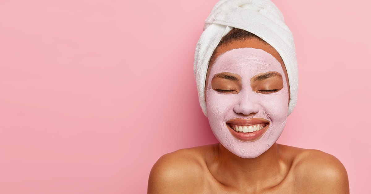 The Pink Clay Detox Mask You've Seen All Over Instagram