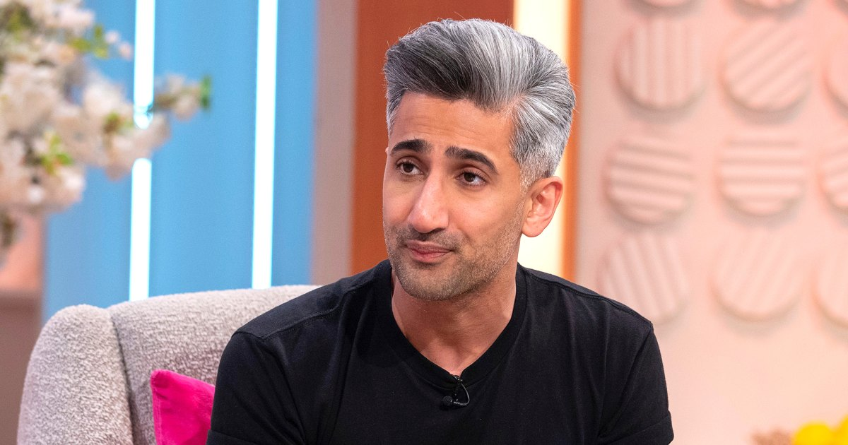 Queer Eye's Tan France Says He Received 'Really Horrible' Messages After His Baby Announcement