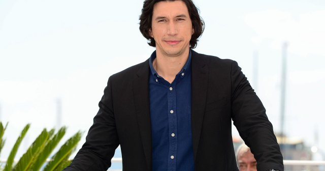 Fans Are Losing It Over Shirtless Adam Driver Transforming Into a 'Sexy Centaur' for Burberry Campaign.jpg