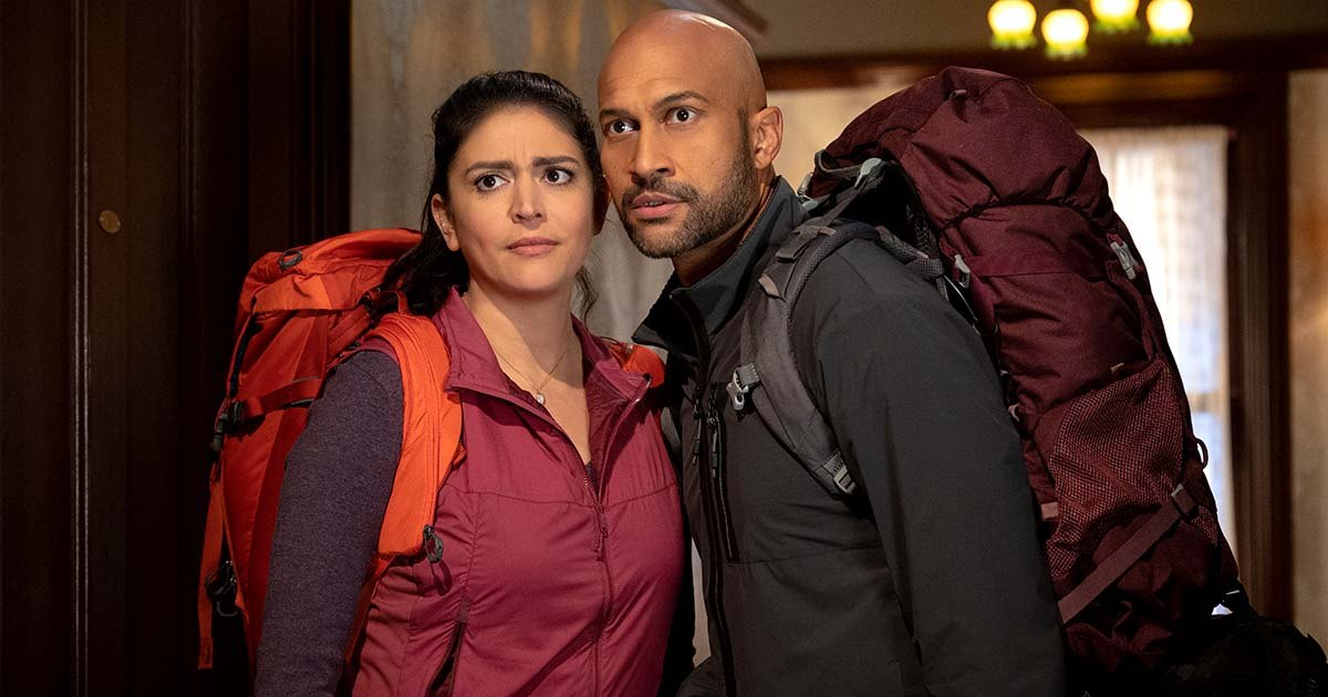 Schmigadoon's Cecily Strong on Keegan-Michael Key Chemistry