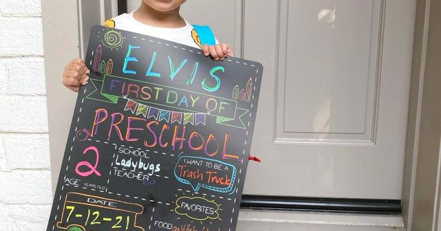 Celebrity Parents Share Their Kids' 2021 Back to School Photos: Amanda Kloots and More.jpg