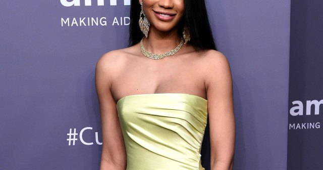 Chanel Iman Spills Her No. 1 Tip for Pulling Off Geometric Sunglasses: 'It Just Makes You Look Better'.jpg