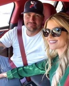 — Christina Haack Seemingly Responds to Reports of Drama With Tarek El