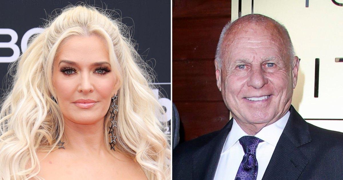 Erika Jayne and Tom Girardi cut price at Los Angeles mansion