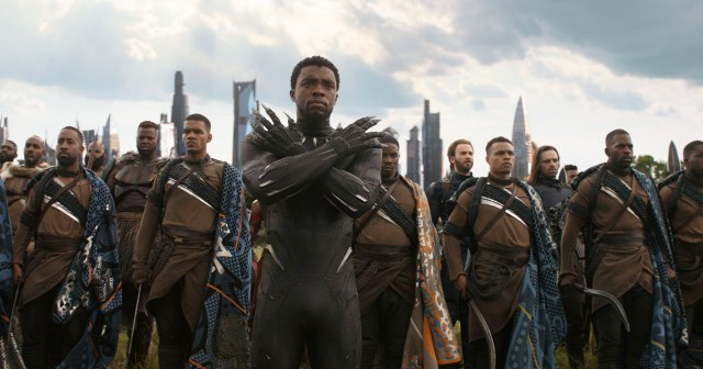 'Black Panther: Wakanda Forever' Will Honor Chadwick Boseman: Everything We Know About the Movie.jpg