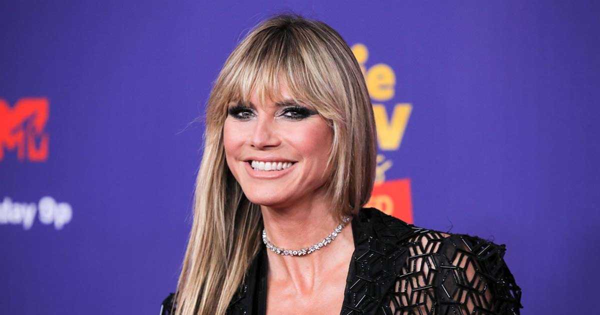 Heidi Klum: 25 Things You Don't Know About Me!