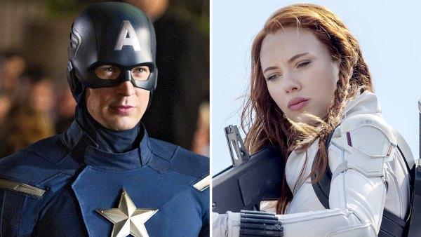 How Much Marvel Cast Gets Paid Chris Evans Scarlett Johansson