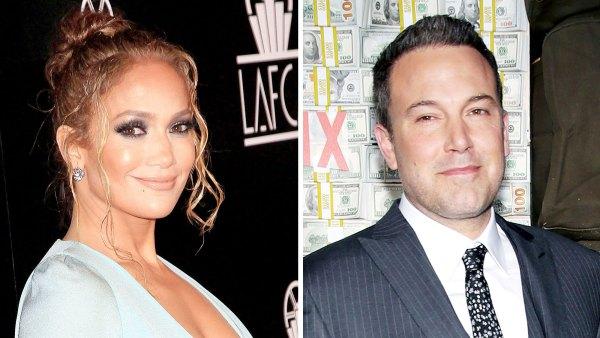 Jennifer Lopez and Ben Affleck Spiciest Moment of the Week Hot Hollywood