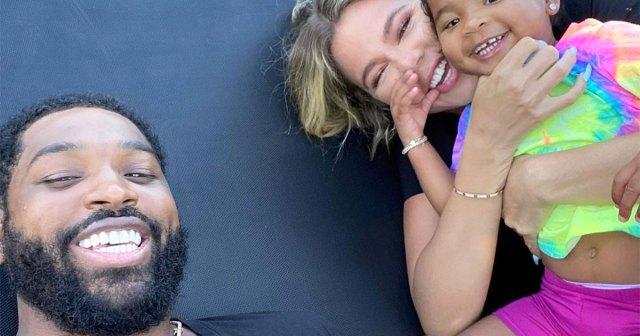 Khloe Kardashian Reunites With Ex Tristan Thompson for Daughter True's Dance Class.jpg