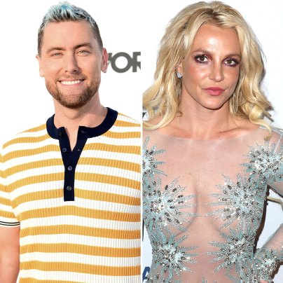 Lance Bass: I've Been 'Kept Away From' Britney Spears 'for Years'