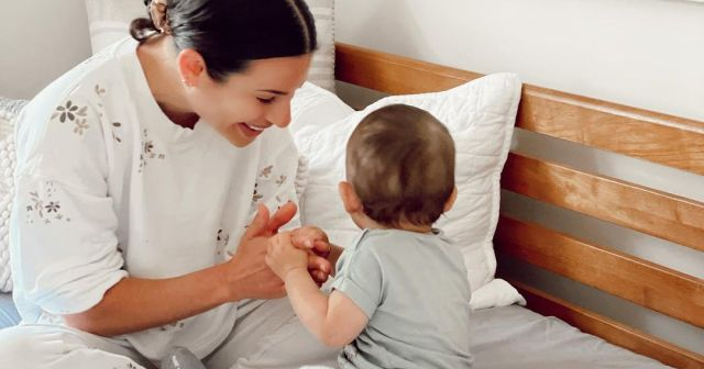 Lea Michele's Sweetest Moments With Her and Zandy Reich's Son Ever: Pics.jpg