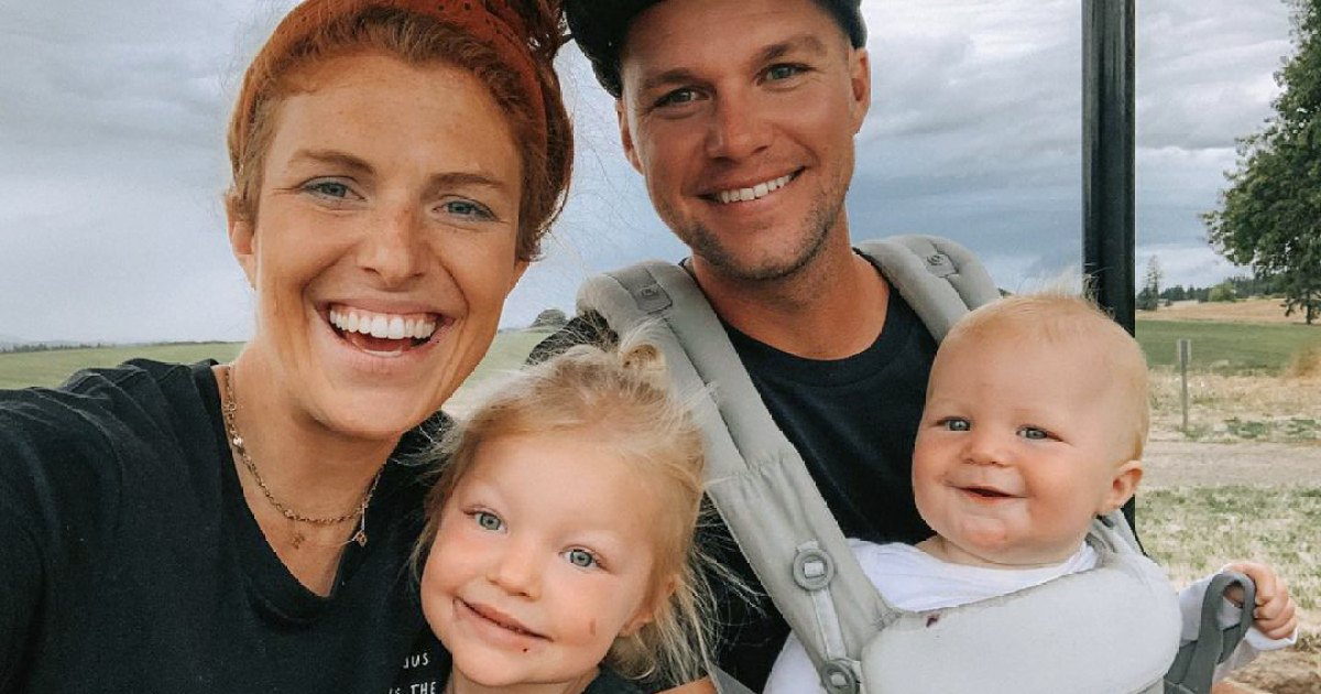 Jeremy Roloff and his wife Audrey are expecting baby No. 3