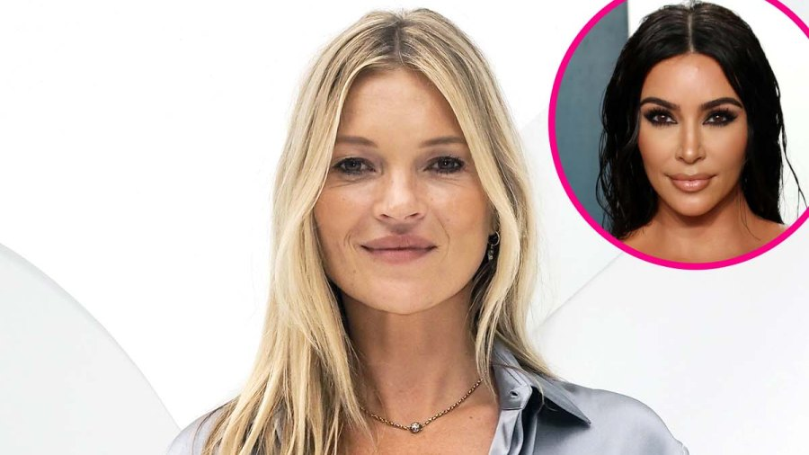 OMG Kate Moss Is New Face Kim Kardashians Skims