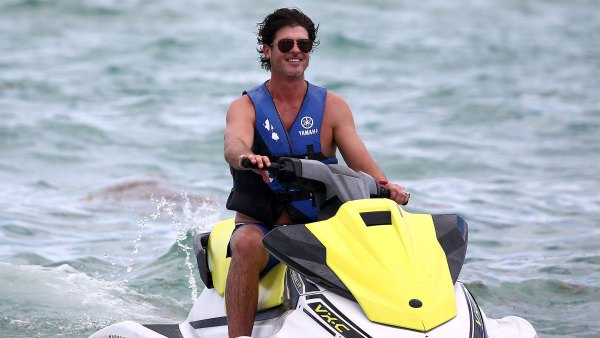 Robin Thicke Just Like Us They Ride Jet Skies