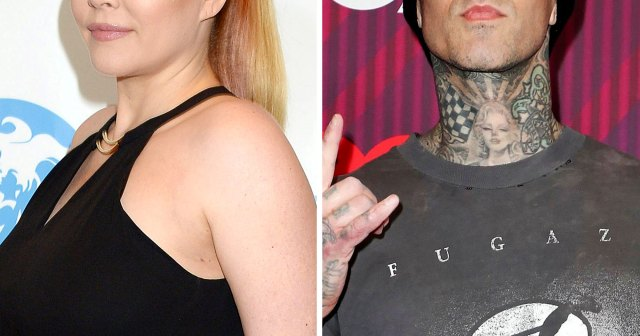 Shanna Moakler and Travis Barker Have Hit 'Rock Bottom' With Coparenting Amid Kourtney Kardashian Romance.jpg