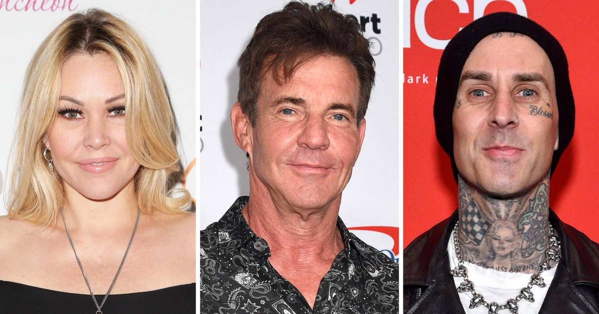 Shanna Moakler's Dating History: From Dennis Quaid to Travis Barker