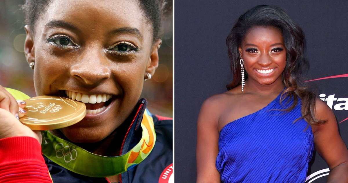 Simone Biles Through the Years: From Junior Champ to Gymnastics GOAT