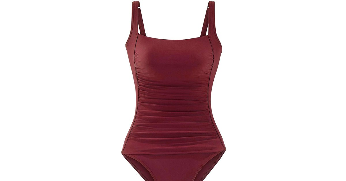 The Upopby swimsuit has slimming effects you won't believe