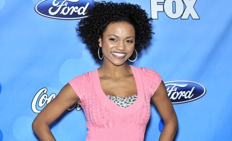 American Idols Syesha Mercado Gets Daughter Ast Back After Losing Custody