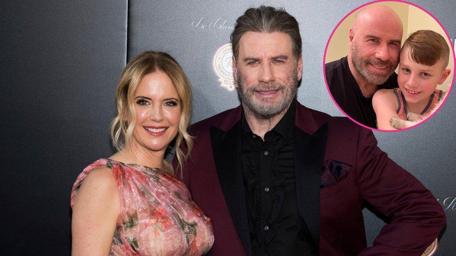 How John Travolta Talked About Wife Kelly Preston's Death to Their 10-Year-Old Son Ben