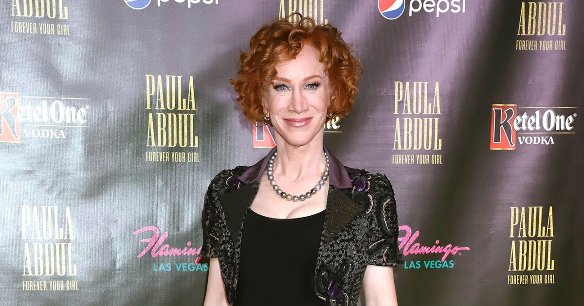 Kathy Griffin has lung cancer: 'I've never smoked'